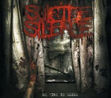Suicide Silence - No Time to Bleed [New CD]