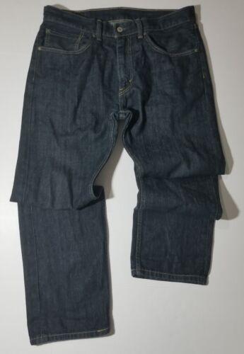 mesur 505 35 entrejambe Fit Levi's Sz 34x30 Jeans Tag Straight Regular vdnB8q