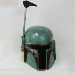 Limited-Edition-Star-Wars-Boba-Fett-Full-Face-Helmet-Cosplay-Costumes-Mask-Props