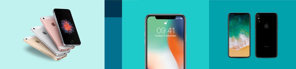 Móviles libres Iphone