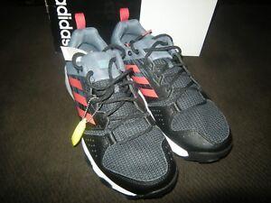 online store 1dcb5 75dc5 W talla 10 mujer negras tenis para rojas Galaxy de nuevas Adidas Trail y  Zapatillas grises q67fOwxFB