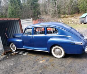 1946 Lincoln Zephyr