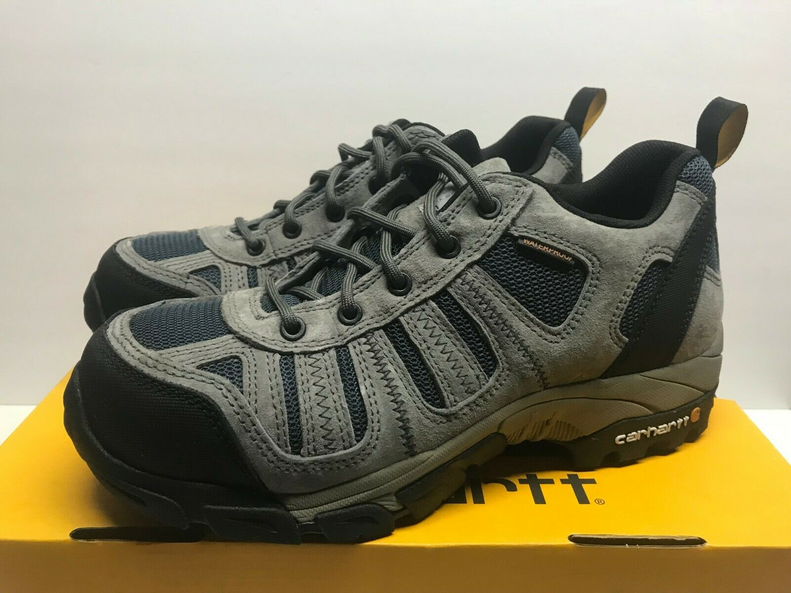 Carhartt para hombres 8 CMO3356 ligero de poca altura Composite Toe Trabajar Bota para Excursionista