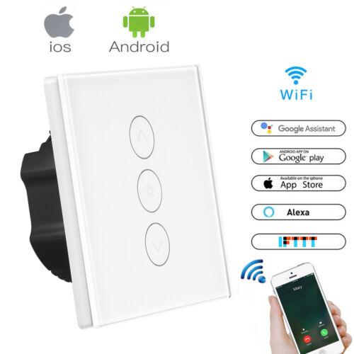 WiFi Dimmer Touchschalter Smart Home Automation Lichtschalter Wandschalter EU