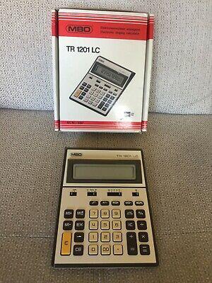 WHWH NEU+OVP legendäres Braun Design 66060 Braun BNE001 Taschenrechner weiß