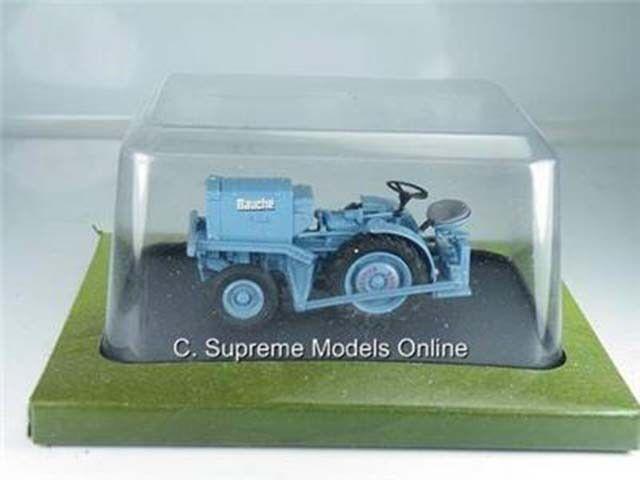 1957 1957 1957 BAUCHE wagons Tracteur 1/43RD Taille modèle classique de l'agriculture version R 0154 X {:} 0f2117