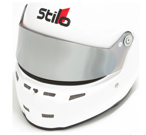 Stilo Helmet Visor//Lid for ST5 Clear Iridium Amber Full Face//Short//Sunshade YA08