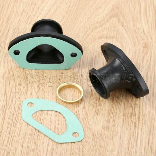 Gasket Parts For 45CC 52CC 58CC Ring 2 Set Chainsaw Exhaust Intake Manifold