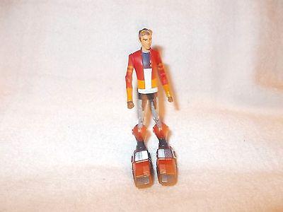 Ben 10 figura Big Block Zapatos 4.75 Pulgadas Suelto
