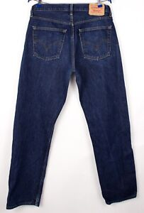 Levi's Strauss & Co Hommes 521 02 Slim Jeans Jambe Droite Taille W36 L32 BCZ29