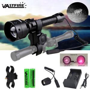 illuminator-Zoom-400yard-IR-Infrared-Lamp-Laser-Hunting-Torch-850nm-Night-Vision
