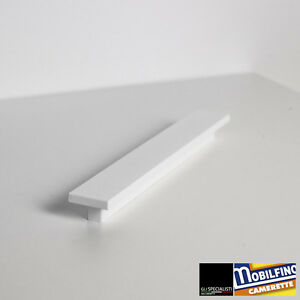 Mobilfino-maniglia-lineare-bianca-interasse-192-mm-b-amp-b-cameretta-white-handle