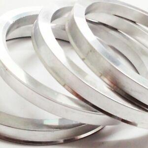 RUBINETTO di conversione 4x Riduttore Anelli 69.1-65.1 forgiato in alluminio resistente al calore