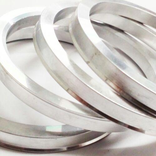 RUBINETTO di conversione 4x Riduttore Anelli 65.1-73.1 forgiato in alluminio resistente al calore