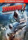 Sharknado 2 The Second One Region 1 DVD