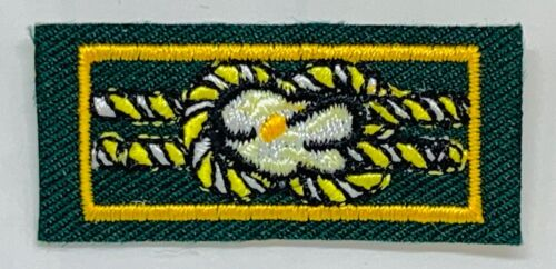 Scouts BSA Popcorn Square Knot Patch *Private Issue