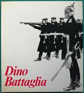 Dino Battaglia. Illustrazioni e fumetti di un maestro veneziano - Isola 1984