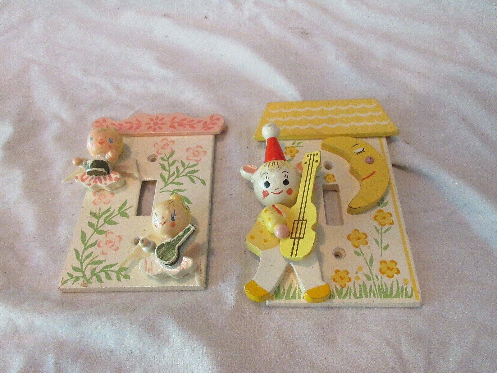 Switch Plates , Nursery Plastics Inc. ,Original by IRMI