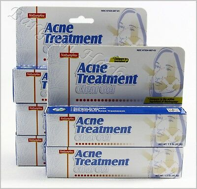 Skin Care Acne & Blemish Treatments 5x Natureplex Acne Treatment Clear Gel 1.5oz New Sealed Free Shipping Exp 08/21 Big Clearance Sale