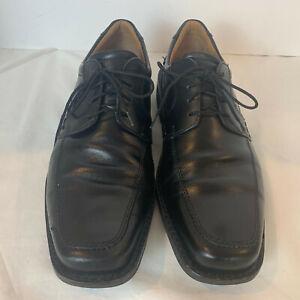 Ecco Men's Black Tie Shoes Seattle Size