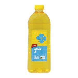 Coles Canola Oil 2l Ebay