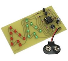 KitsUSA K-6711 FLASHING CHRISTMAS TREES KIT -AGES 13+