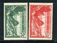 N° 354-355 NEUF ** TTB SANS CHARNIERE GOMME D'ORIGINE - VICTOIRE DE SAMOTHRACE