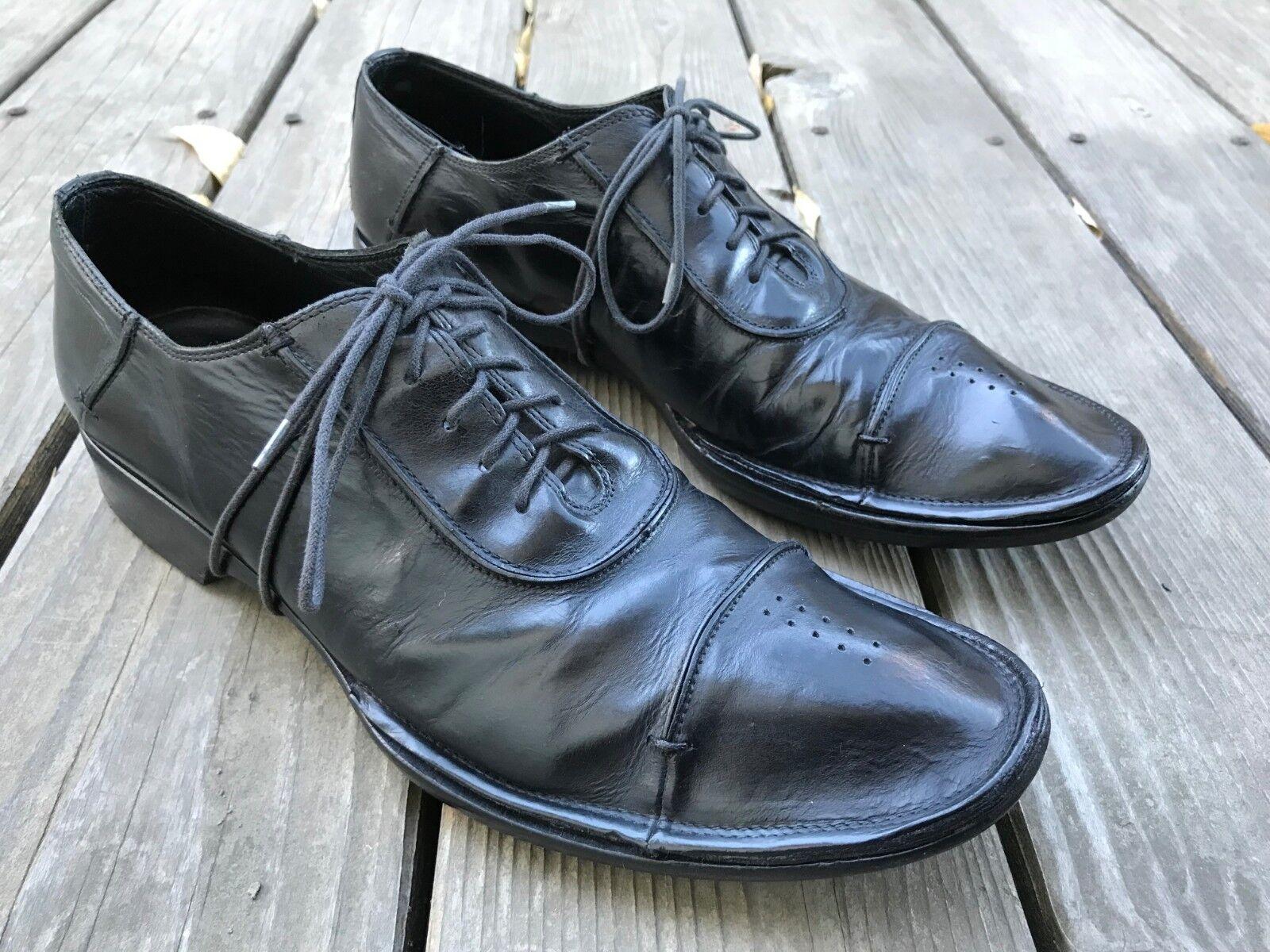 Aketohn Unique Italian Leather schuhe US Mens Mens Mens Größe 8 9d8ea9