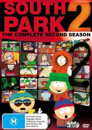 1 of 1 - South Park SEASON 2 : NEW DVD