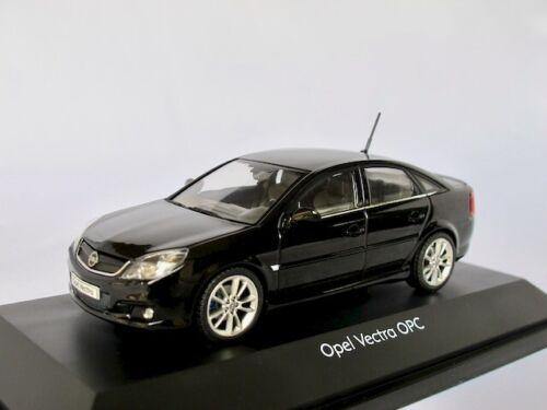 Opel Vectra C OPC  2005-2008  schwarz Schuco 1:43