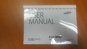 nx300 owners manual