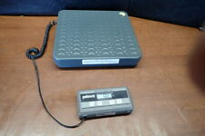 Dymo Pelouze 4040 400 Lb Digital Shipping Scale Remote Display Low Use Works