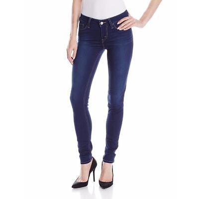 New Levi's 535 Women's Premium Super Skinny Jeans Leggings Blue Ravine 119970254