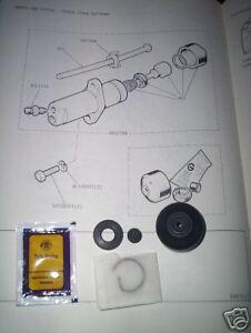 MG-Magnette-Mk3-CLUTCH-SLAVE-CYLINDER-SEALS-REPAIR-KIT-1959-61