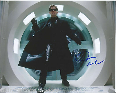 Autographs-original Logical Actor James Marsden Hand Signed Authentic 'x-men' Cyclops 8x10 Photo W/coa Easy And Simple To Handle