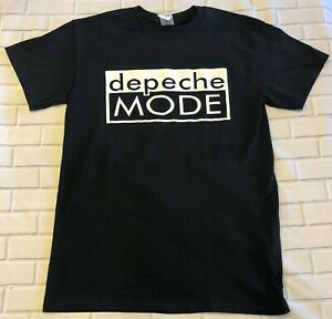 Depeche-Mode-039-Black-039-T-Shirt