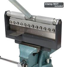FP30 Manual Steel Plate galvanized/aluminum/sheet Bending machine,No clamp