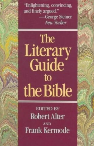 1 of 1 - The Literary Guide to the Bible by by Robert Alter and Frank Kermode