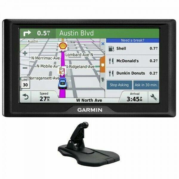 Reconditionn/é Certifi/é Garmin Drivesmart 50LM GPS El/éments D/édi/és /à la Navigation Embarqu/ée Europe Fixe 16:9