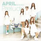 APRIL - PRELUDE (3rd Mini Album), CD + 48p Photobook + 3p PhotoCard+ Poster