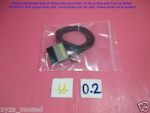 Keyence BL-651HA Compact Digital Laser High-Resolution Barcode Reader Scanner