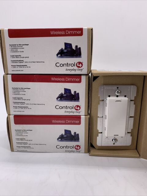 Control4 Control 4 Wireless Dimmer Ldz