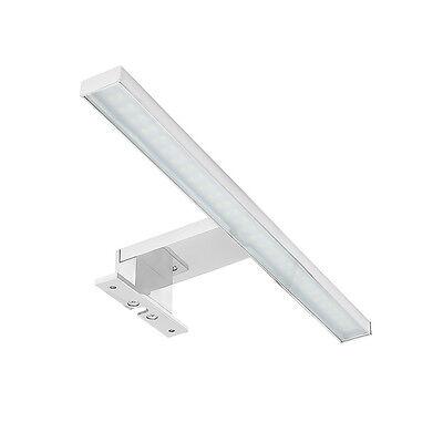 LED Aufbauleuchte Spiegelleuchte/Chrom/Kaltweiß/Warmweiß mit integrierten Trafo