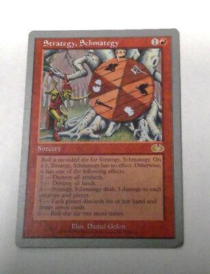 Red Unglued Mtg Magic Rare 1x x1 1 Strategy Schmategy