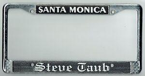 Rare Santa Monica California Steve Taub Porsche Audi