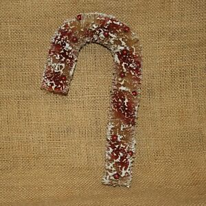 9-034-Bristle-Candy-Cane-Christmas-Vintage-Reproduction-Primitives-by-Kathy