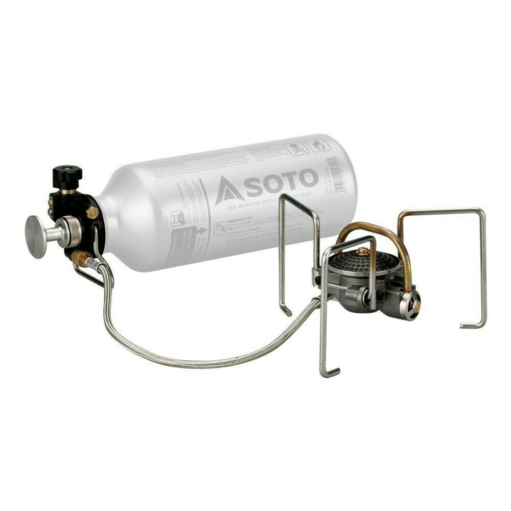 SOTO MUKA Stove SOD 371 Gasoline stove Wide-mouth NO Bottle Fuel camping outdoor
