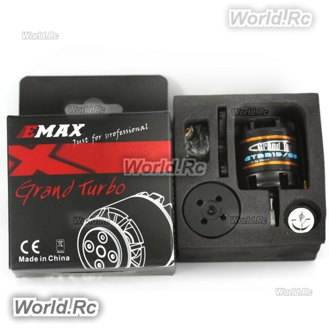 EMAX GT2215//09 1180KV Brushless Motor 3S For RC Aircraft