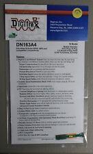 Digitrax N Scale DN163A4 1.5 Amp DCC Decoder Atlas Gp30 Gp9