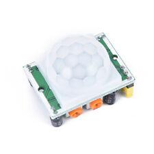1pc Hc Sr501 Small Pir Sensor Module Pyroelectric Infrared Body Motion Sens Sh